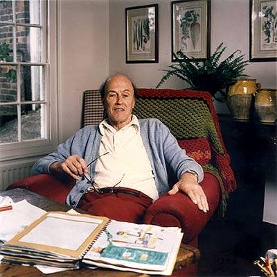Roald Dahl (década de 1980)